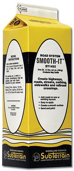 Smooth-It Road System