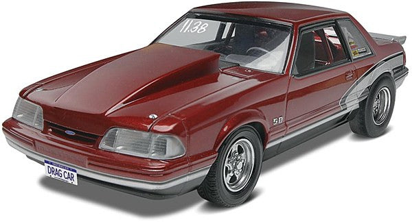 1:25 '90 Ford Mustang LX5 Drag