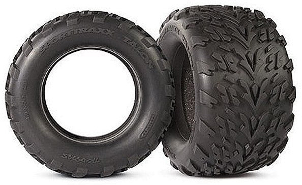 2.8'' Talon tires w/foam