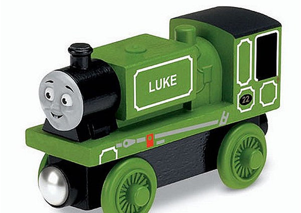 Luke the Engine