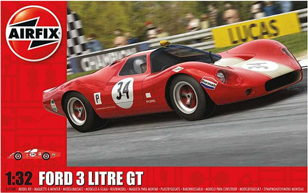 1:32 Ford 3 Litre GT - A55308