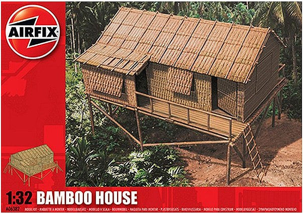 1:32 Bamboo House -  A06382