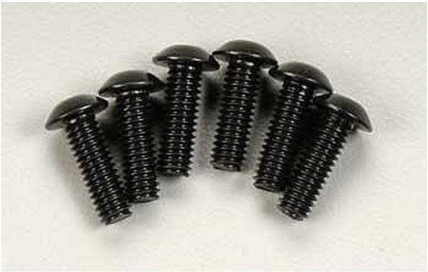 4 x 12mm Button head screws