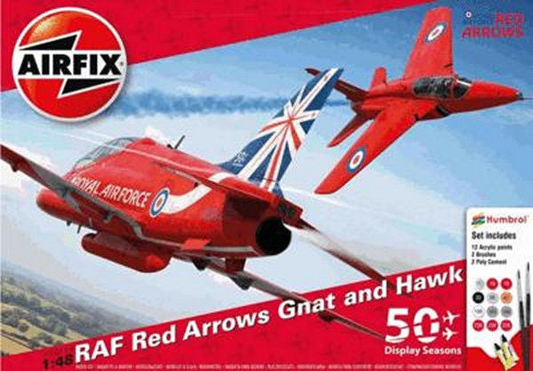 1:48 Red Arrows Display Set -  A50159