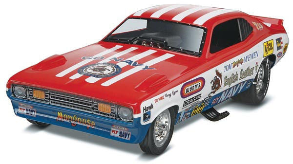 1:25 Mongoose Plymouth Duster