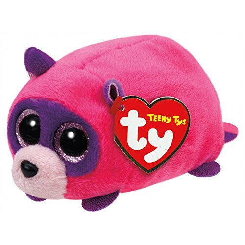 TY - Teeny Tys Plush - Rugger the Raccoon by Ty