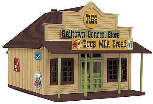 O Country Store Railtown Gener