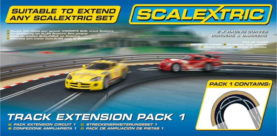 Track Extension Pack 1 - C8510