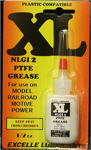 .5oz Model RR PTFE Grease