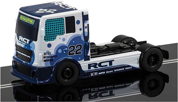 Team Scalextric Racing Truck - C3610