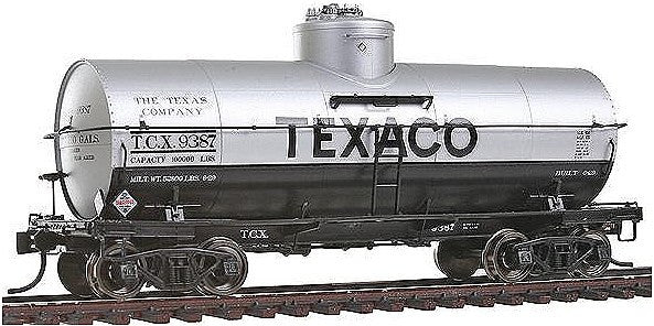 HO 10k Gal Tank Car Texaco