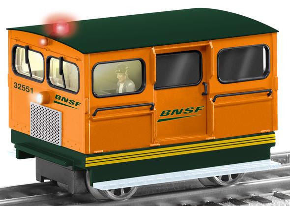 O Railroad Speeder BNSF