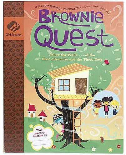 Brownie Quest Book