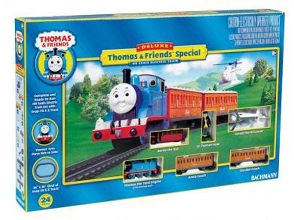 HO Deluxe Thomas & Friends Set