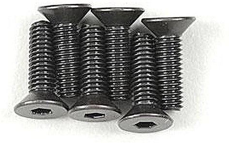 3 x 10mm Countersunk screws