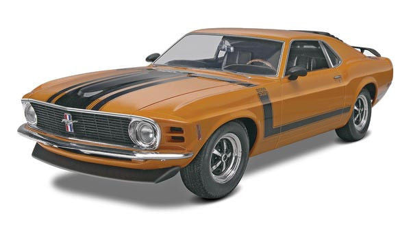 1:24 '70 Ford Mustang Boss 302