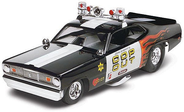 1:24 Plymouth Duster Cop Out