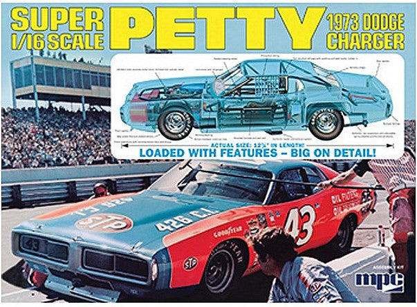 1:16 Charger Richard Petty