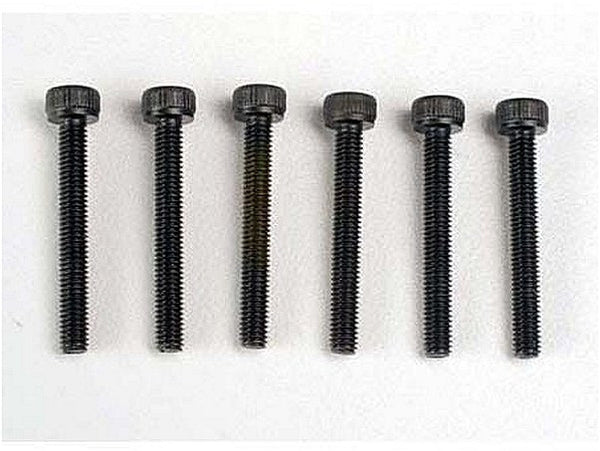 3 x 23mm Hex drive screws