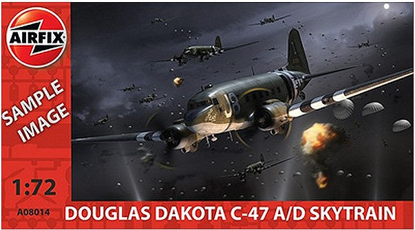 1:72 USA Douglas Dakota C-47 - A08014