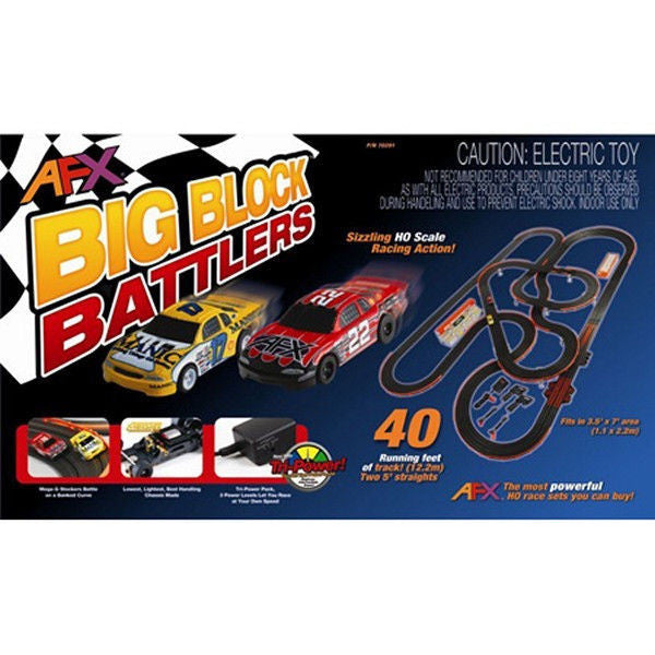 Big Block Battler Mega G Set