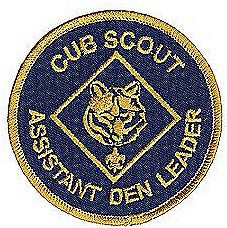 Asst. Den Leader Patch
