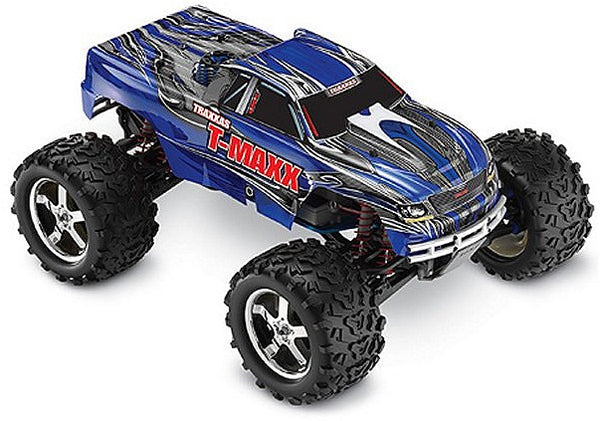 T-Maxx 3.3 4WD 2.4 GHz BLUE