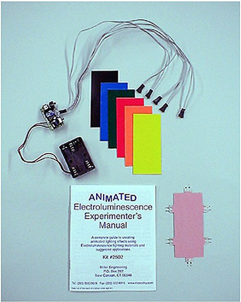 Animated Experimenter Kit