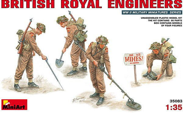 1:35 UK Royal Engineers