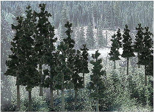 Conifer Tree Pack (33)
