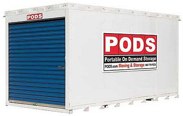 HO Storage Container PODS