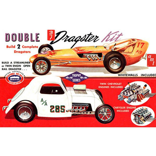 1:25 Double Dragster