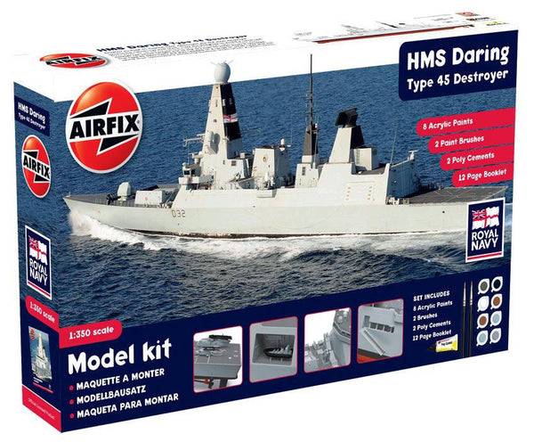 1:350 HMS Daring Destroyer Set -  A50132