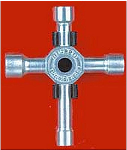 Socket Wrench 4-Way XL