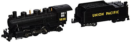 HO Bachmann Prairie 2-6-2 with Smoke and Tender UP 1836