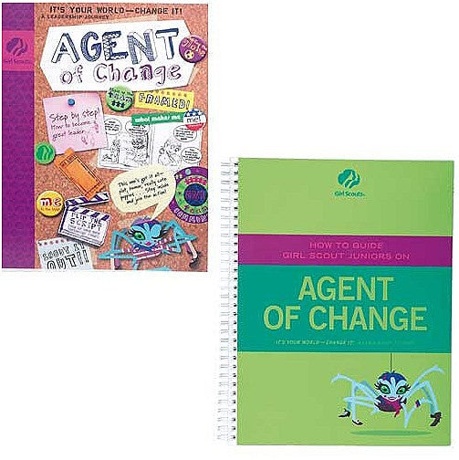 Agent of change How to Guide