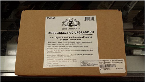 O PS3 Diesel Conversion Kit