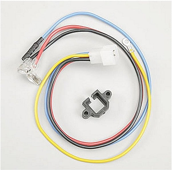Connector wiring harness