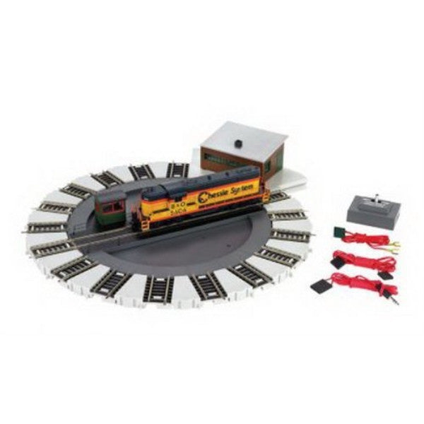 HO Bachmann Trains Motorized Turntable
