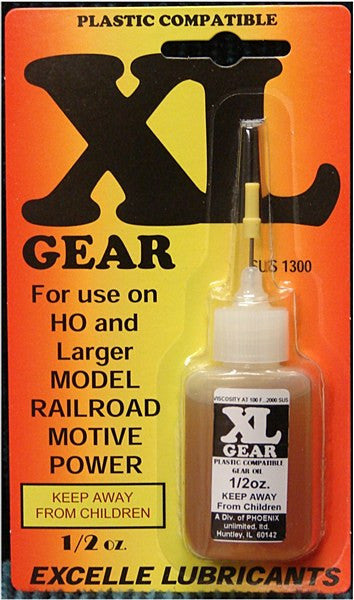 .5oz Model RR Gear Lube