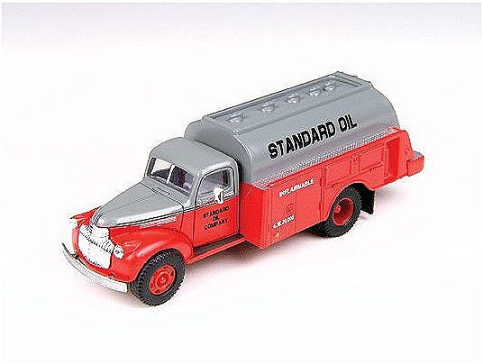 HO '41-'46 Chevy Tanker Stand