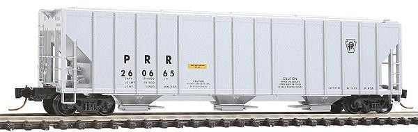 N 100T 3-Bay Hopper PRR