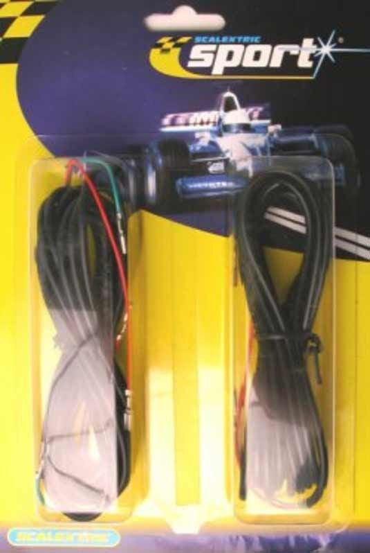Track power booster cables - C8248