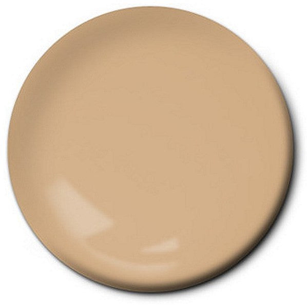 1/2oz Flat Inter Tan Flt Paint