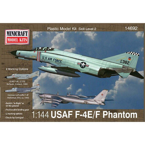1:144 USA F-4E Phantom