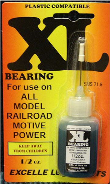 .5ozModel RR Ultra Bearing Oil