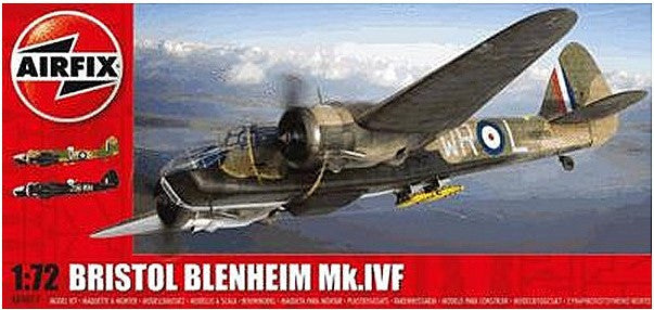 1:72 Bristol MkIV Fighter – A04017