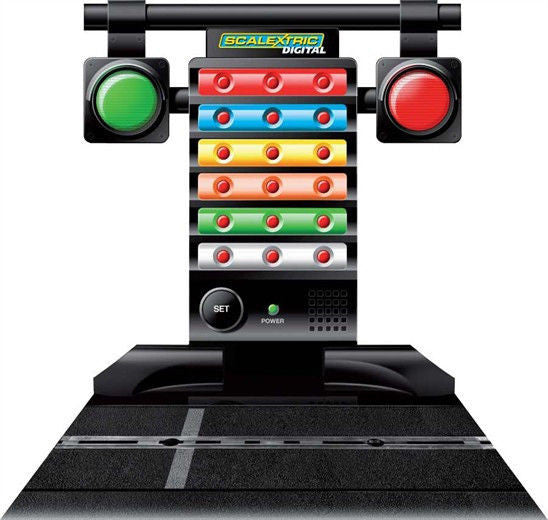 Digital Pit Lane Game - C7041