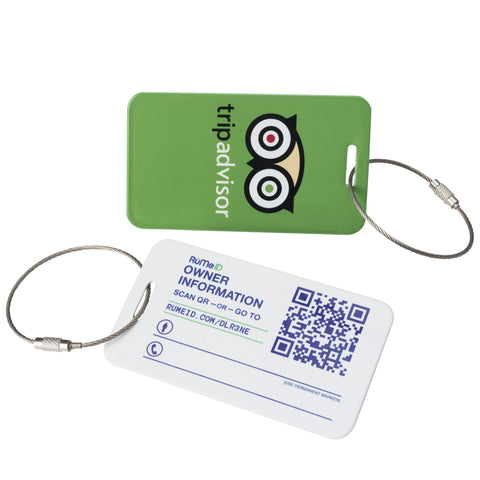 Luggage Tag Set (2)