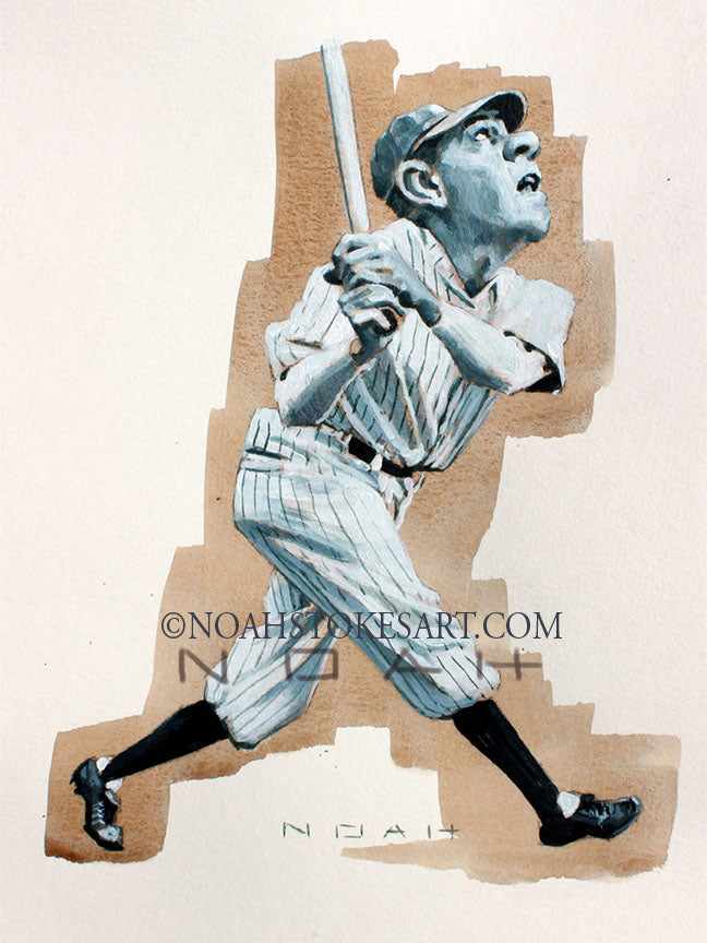 """Babe Ruth"" Original"